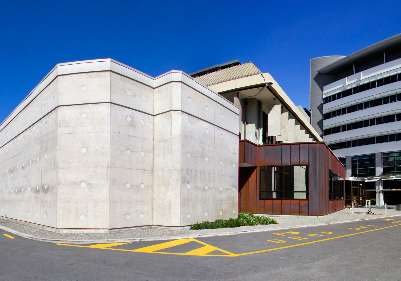 Christchurch hospital- radiology