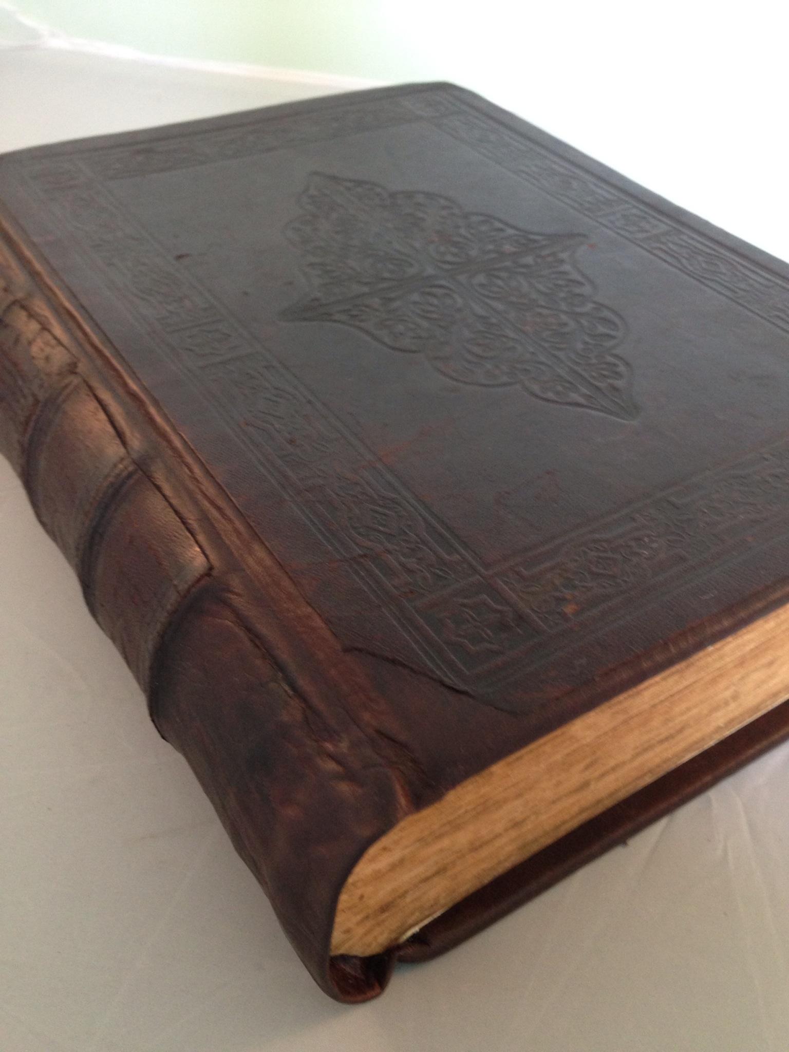 Book Restoration — Libris