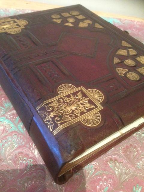Victorian Album Restoration