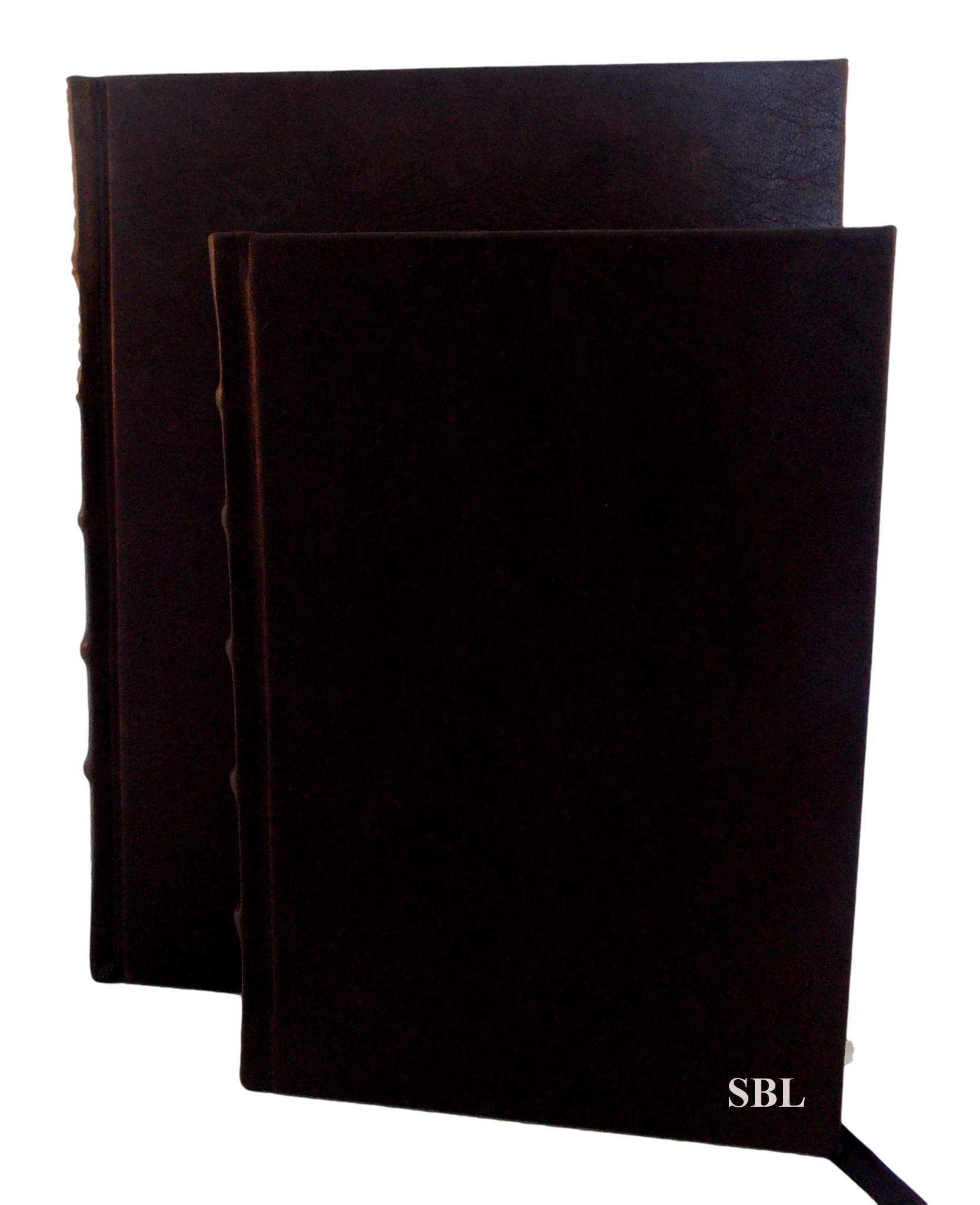 Full Leather Journals available in 2 sizes