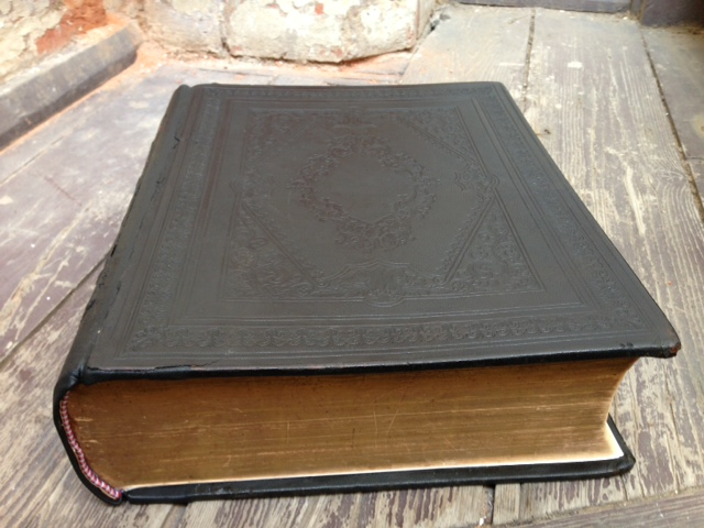 Bible Restoration