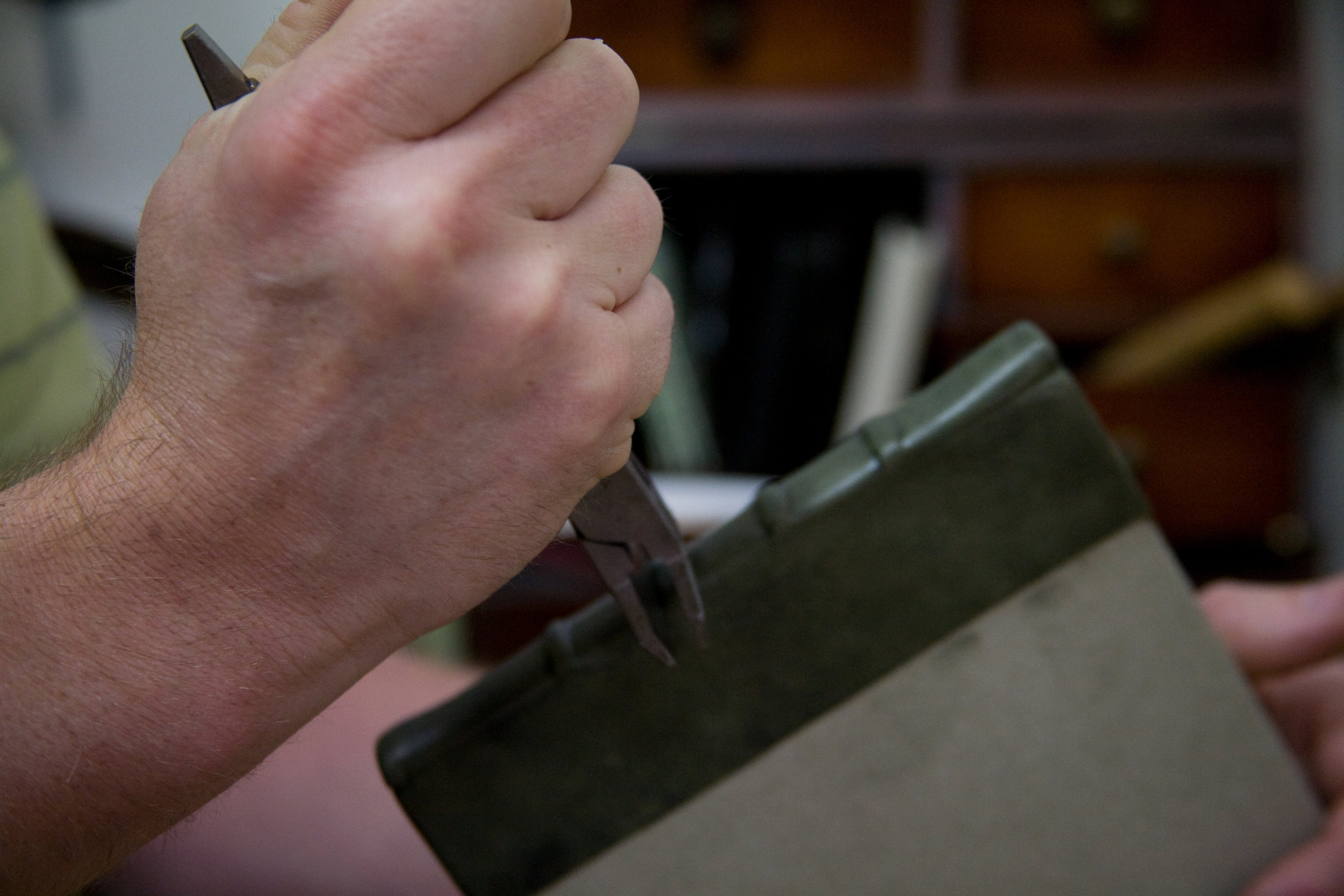 Introduction to Leather Binding - Sunday 7th AprilSunday 8th September