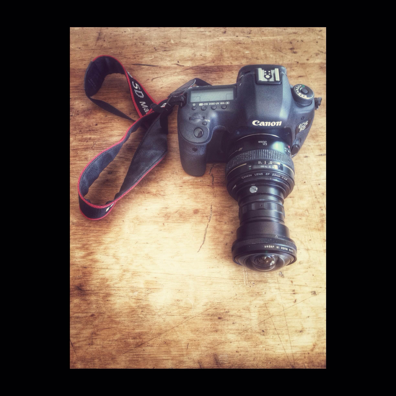 Canon 5DmkIII, 50mm f/1.4 & Panagor fish-eye lens 0.15x