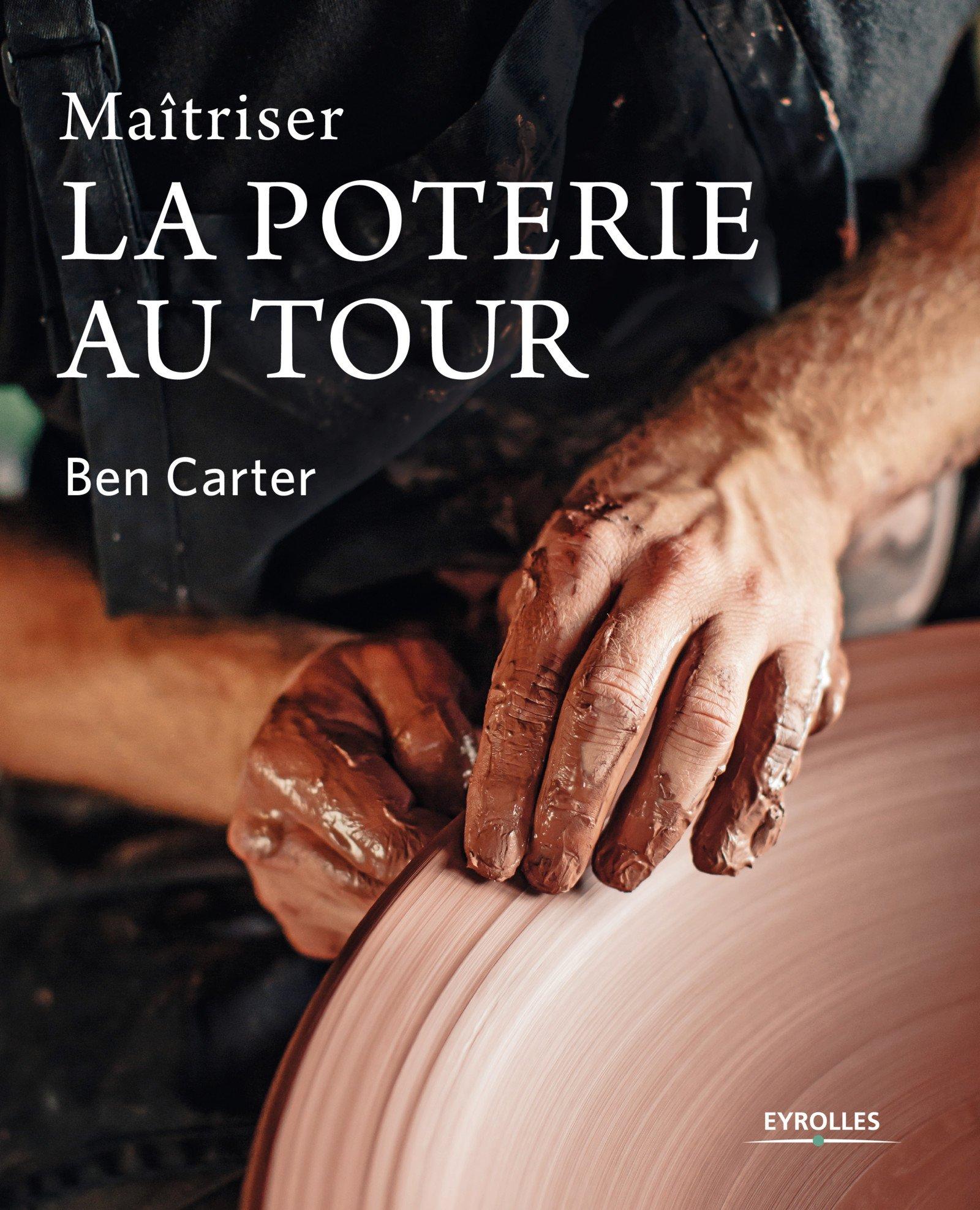 French Maîtriser la poterie au tour .jpg