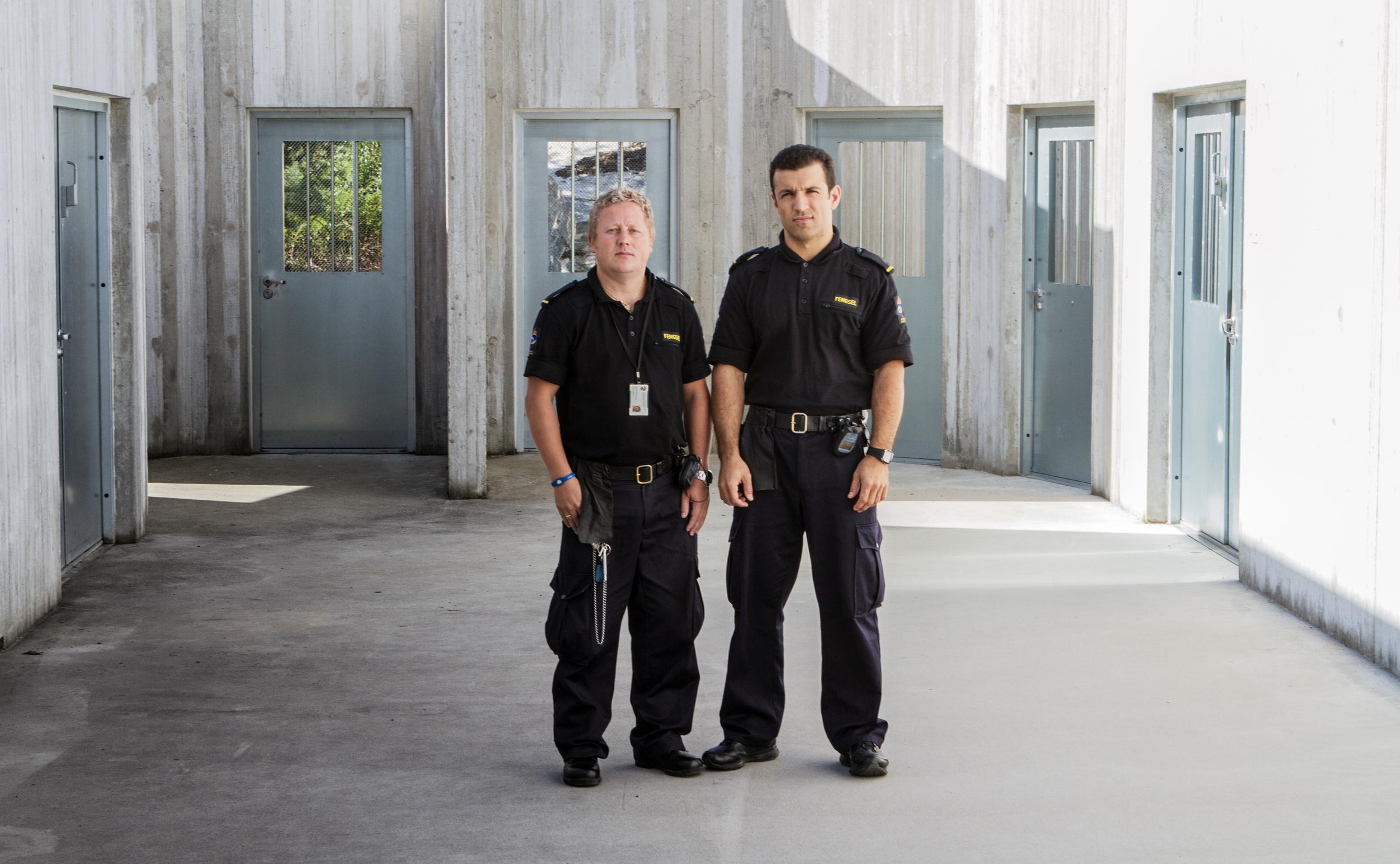 Halden Prison.   Image     credit:   MerFilm AS.