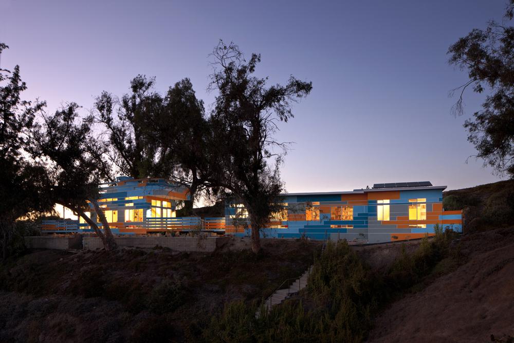 Manna House iDusk er designet med bærekraftige og grønne materialer foto: Jeremy Levine CC BY 3.0 via Flicker
