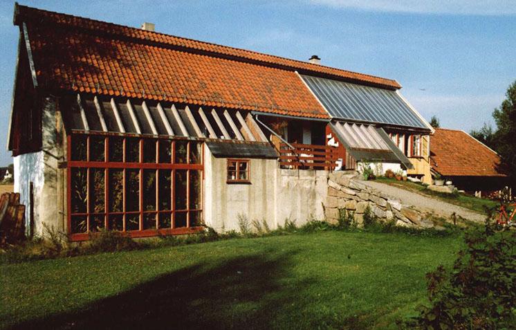 Kretsløpshus Søndre Tveter i Vestby foto: Gaia Arkitekter http://gaia-prosjekt.no/s%C3%B8ndretveter.html