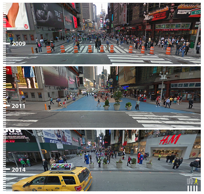 "Photo: Broadway, New York City, ""Urb-I"" (Google Street View)"