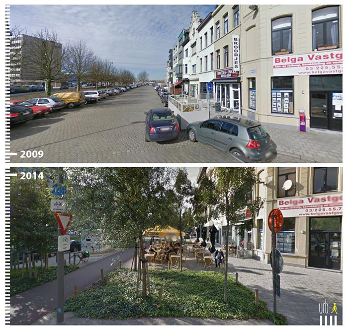 "Photo:Amsterdamstraat, Amsterdam, ""Urb-I"" (Google Street View)"
