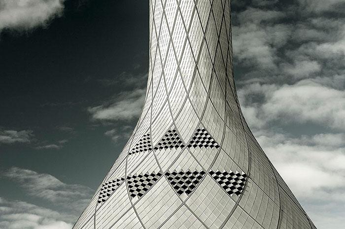 Edinburgh Airport, Skottland, Storbritania. Foto: Carolyn Russo.