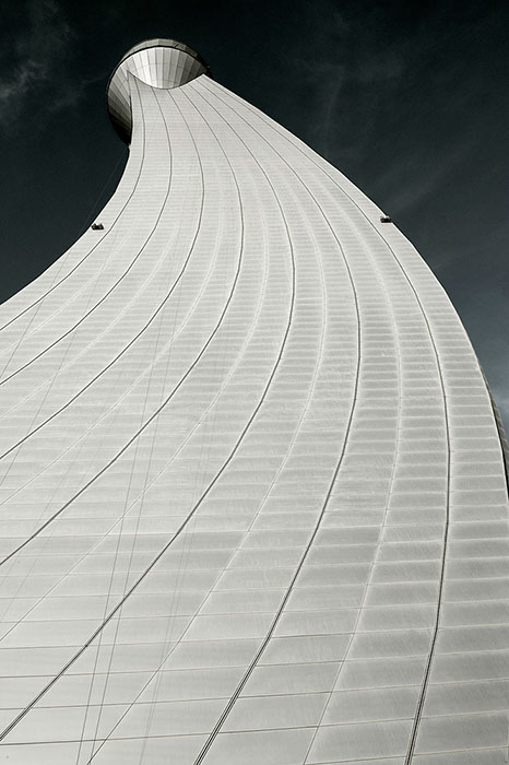 Abu Dhabi International Airport, De Forente Arabiske Emirater. Foto: Carolyn Russo.