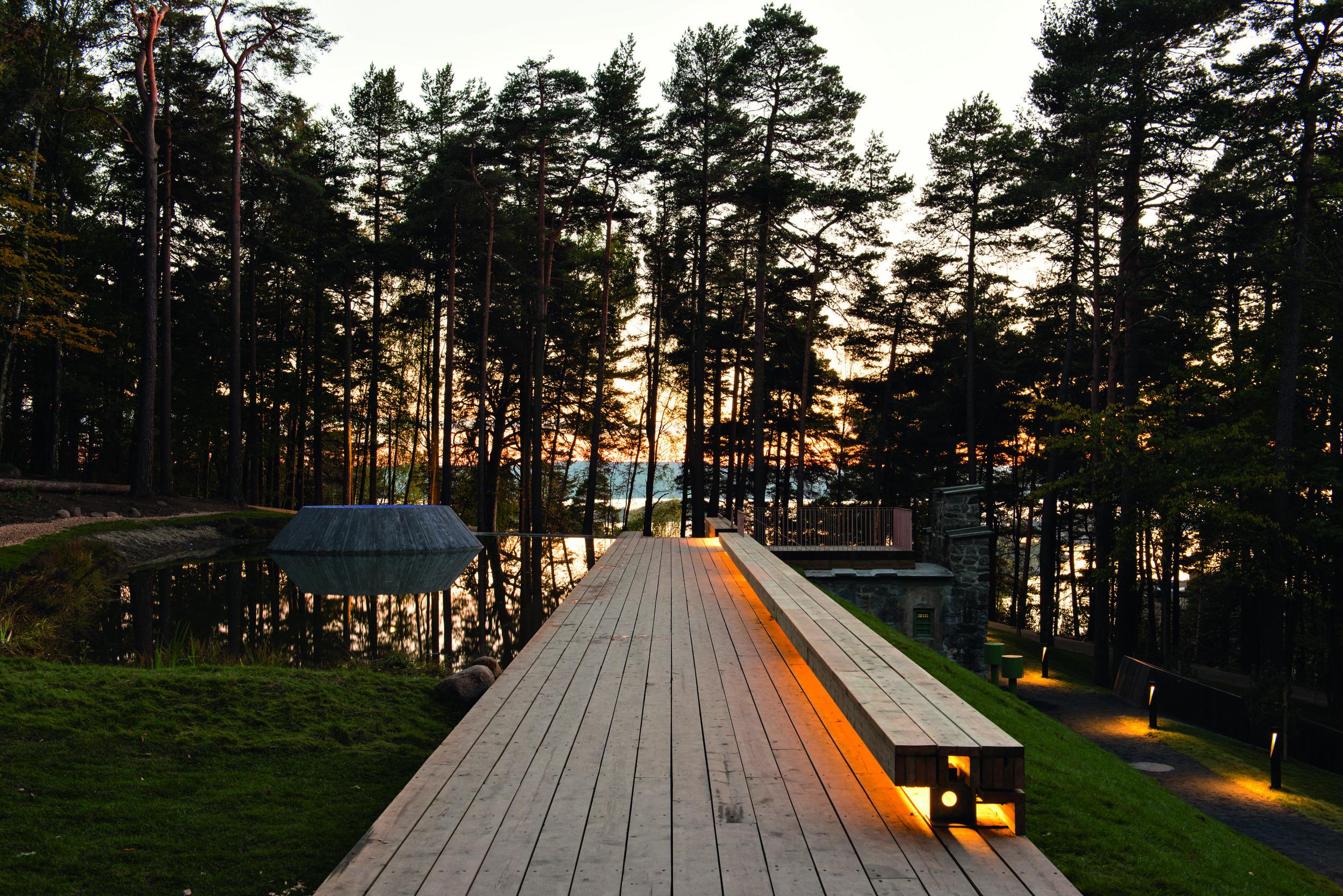 Ekebergparken. Foto: Ivar Kvaal/ Bjørbekk & Lindheim landskapsarkitekter