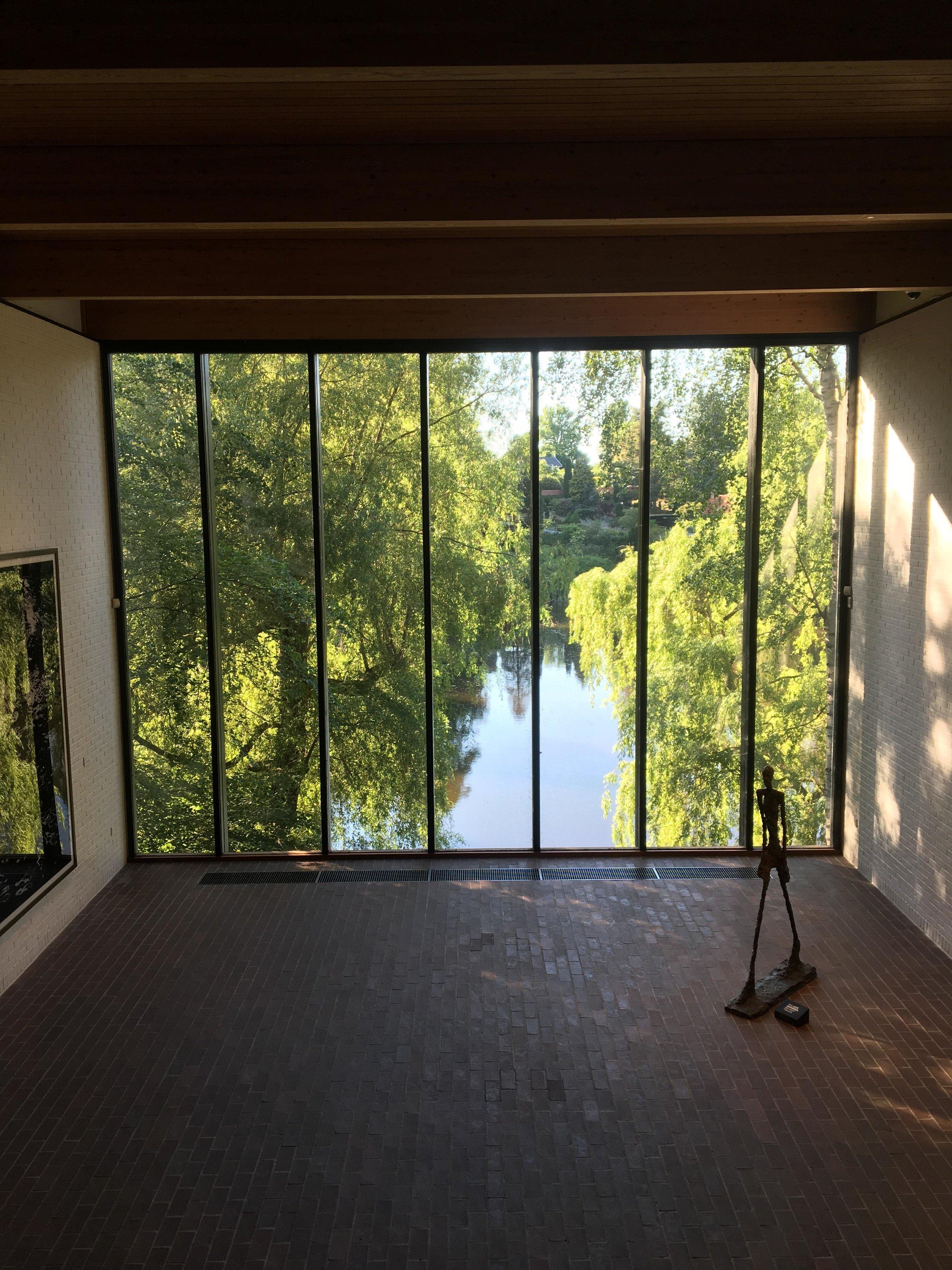 Foto: Tamia Guevara Pettersen. Louisiana kunstmuseum i København.