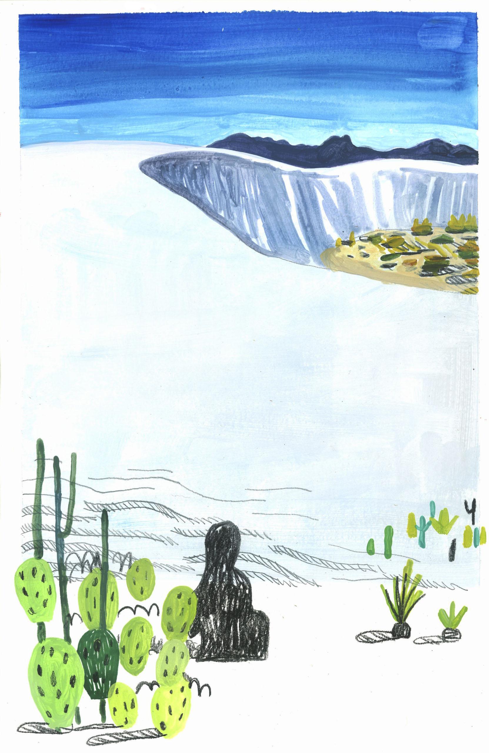 White Sands National Monument ( 2 )