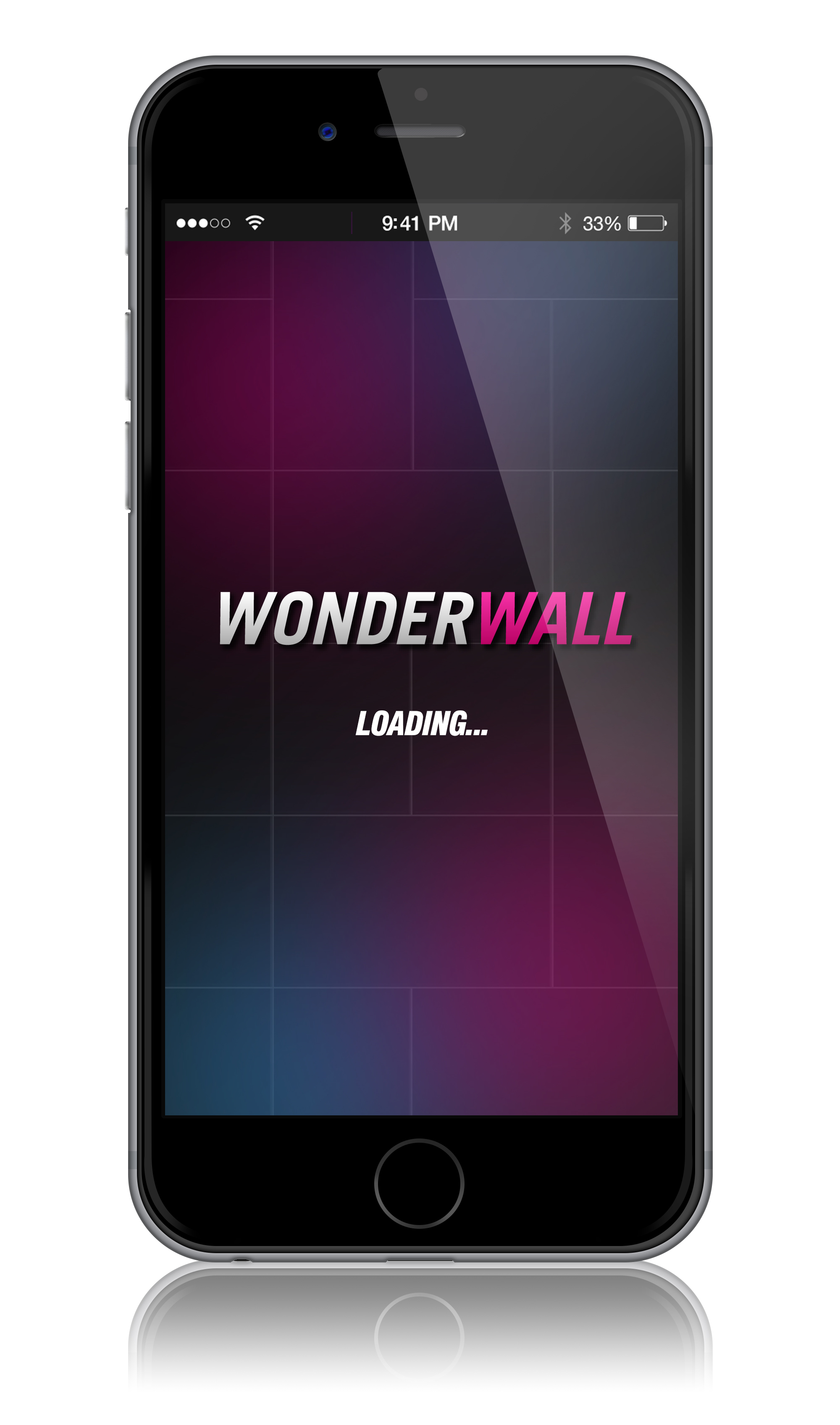 Wonderwall Loading Screen