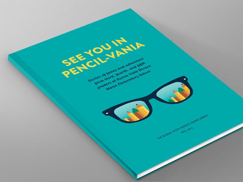 Book Design / 826 Valencia