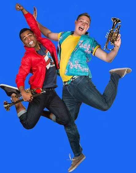 James Arthur M. & Blake Dorris:  Band Fags!