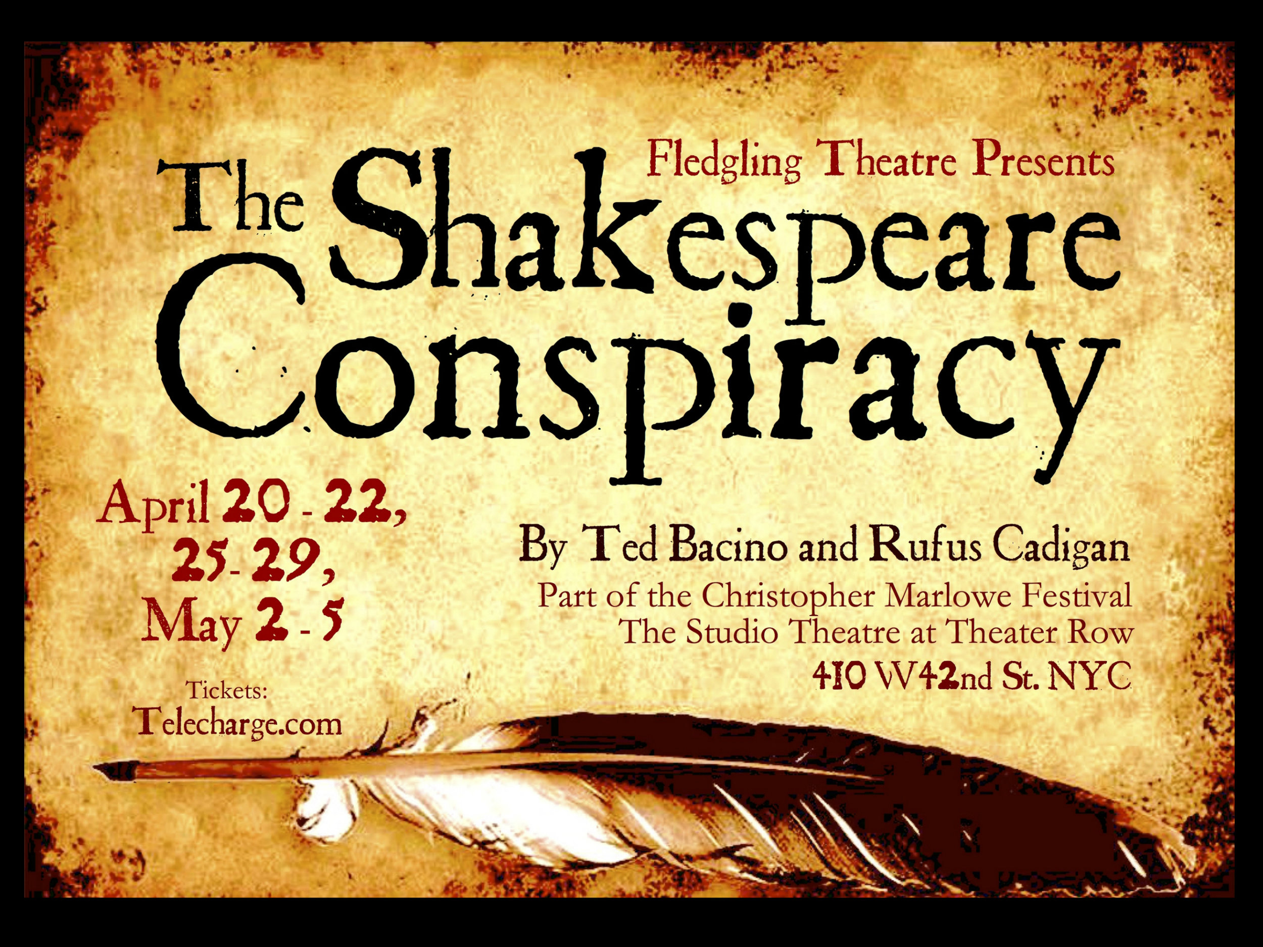 Skakespeare Conspiracy Flyer FRONT (1).jpg