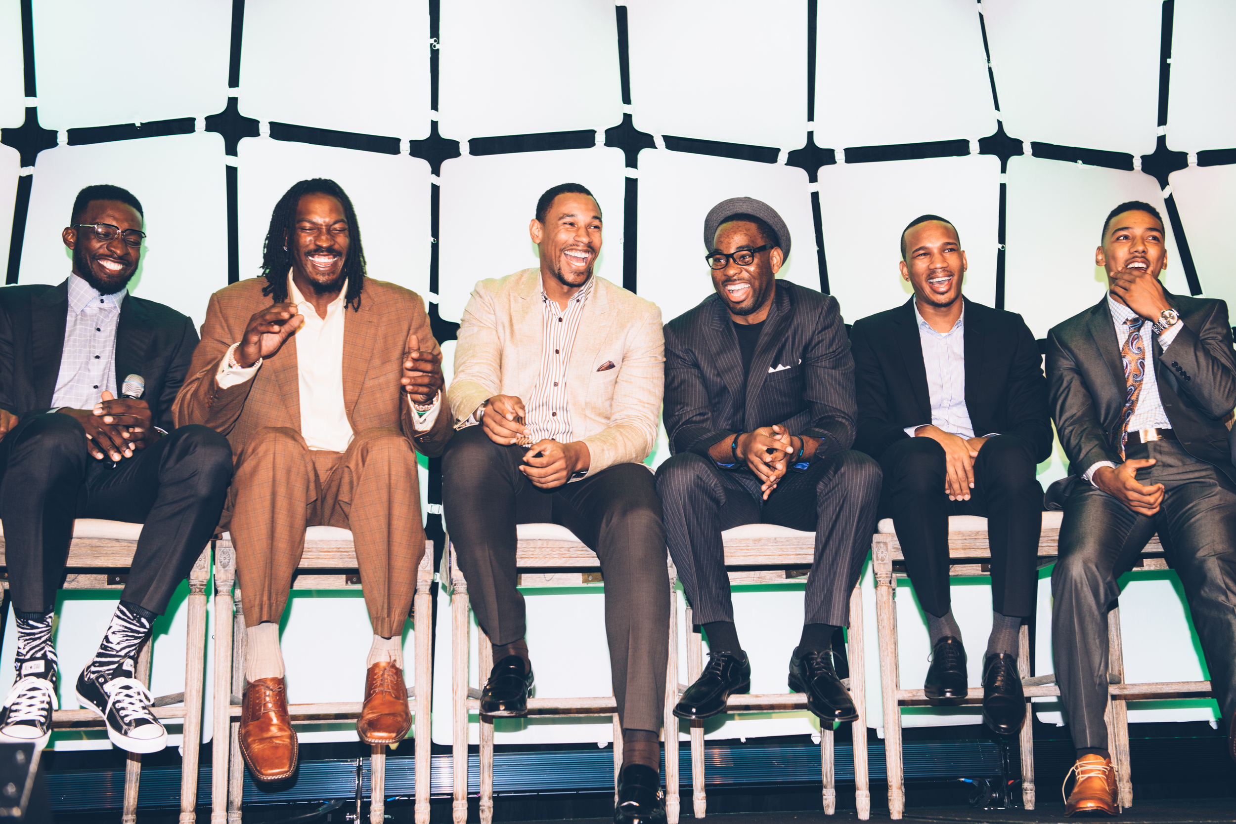 Jeff Green, Gerald Wallace, Jared Sullinger, Marcus Thornton, Avery Bradley and Phil Pressey