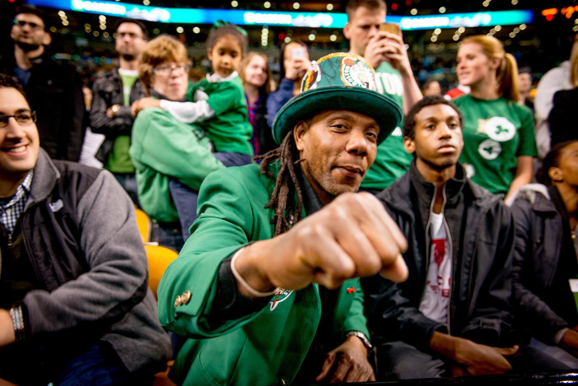 Celtics vs. Clippers
