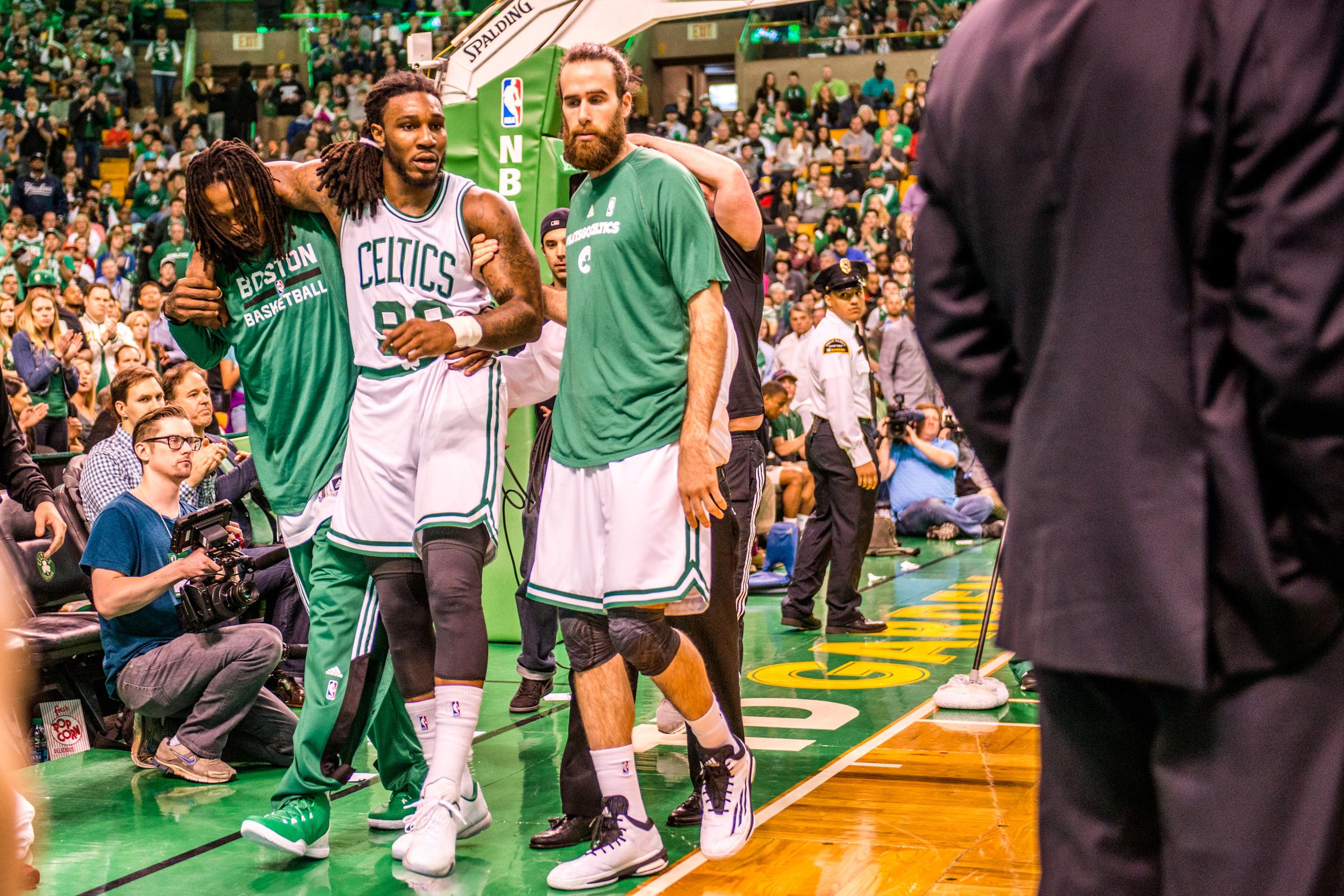 Celtics vs. Cavs   Game 4 Playoffs