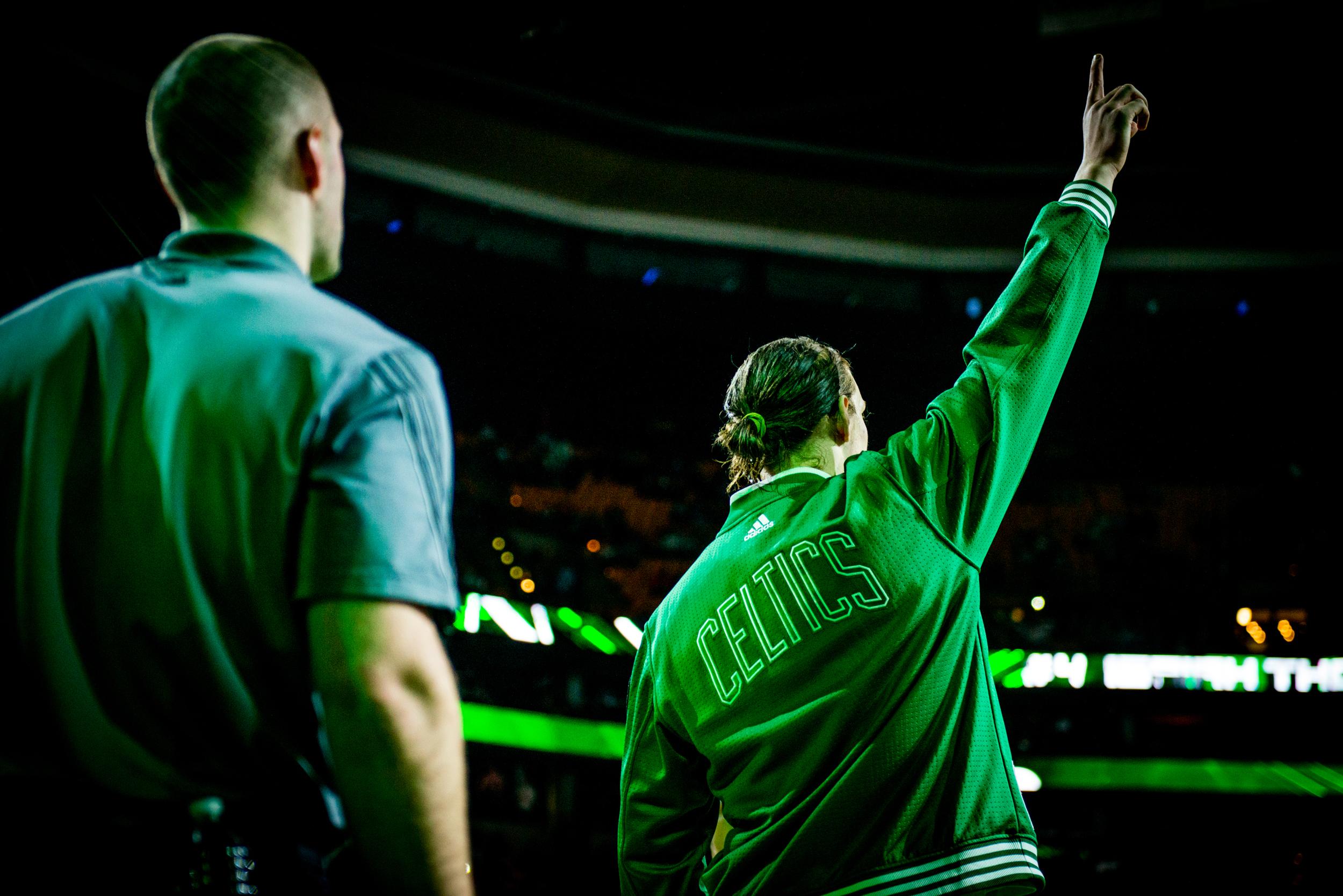 Celtics vs. Cavs