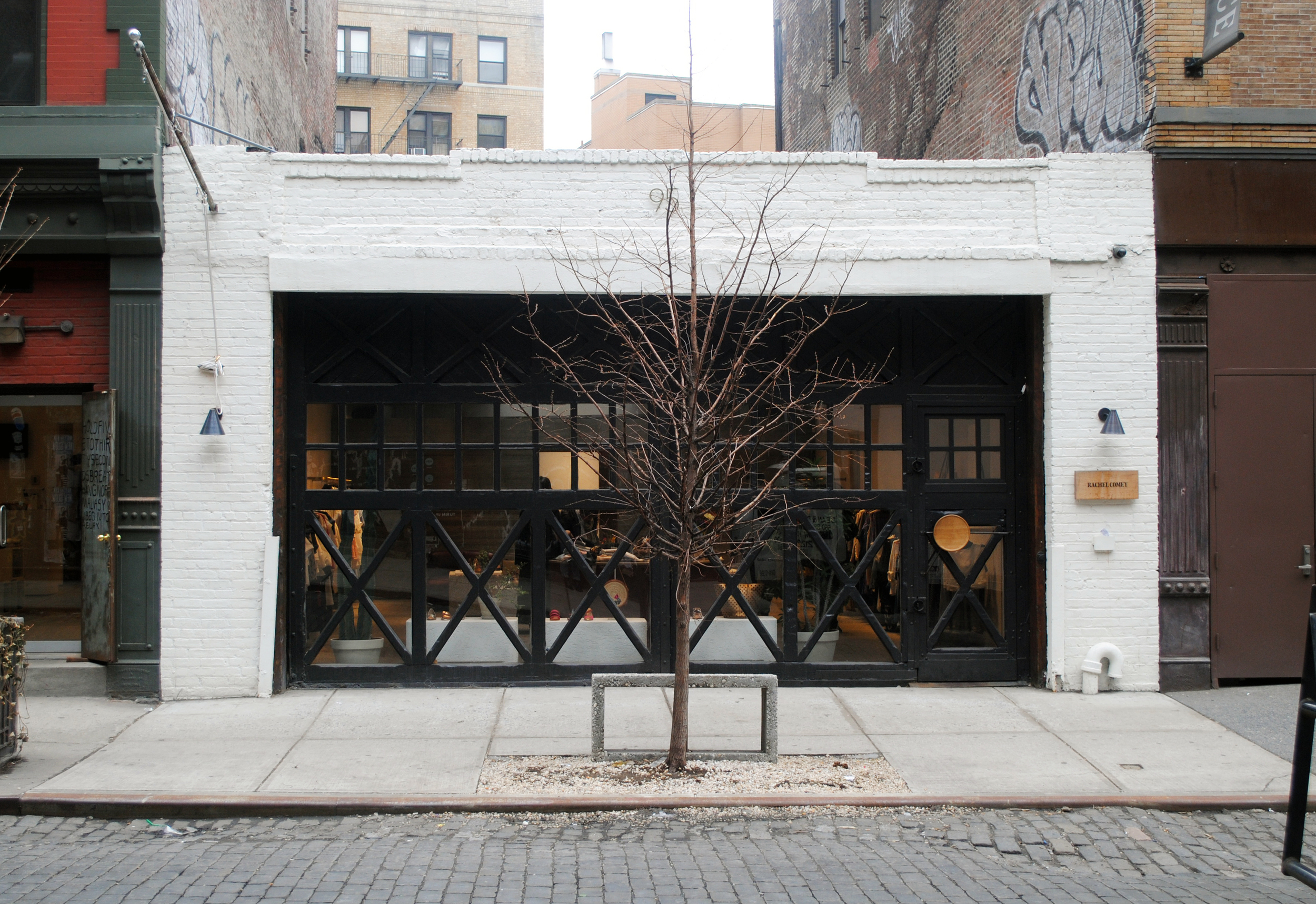 Rachel Comey Flagship at 95 Crosby Street, NYC