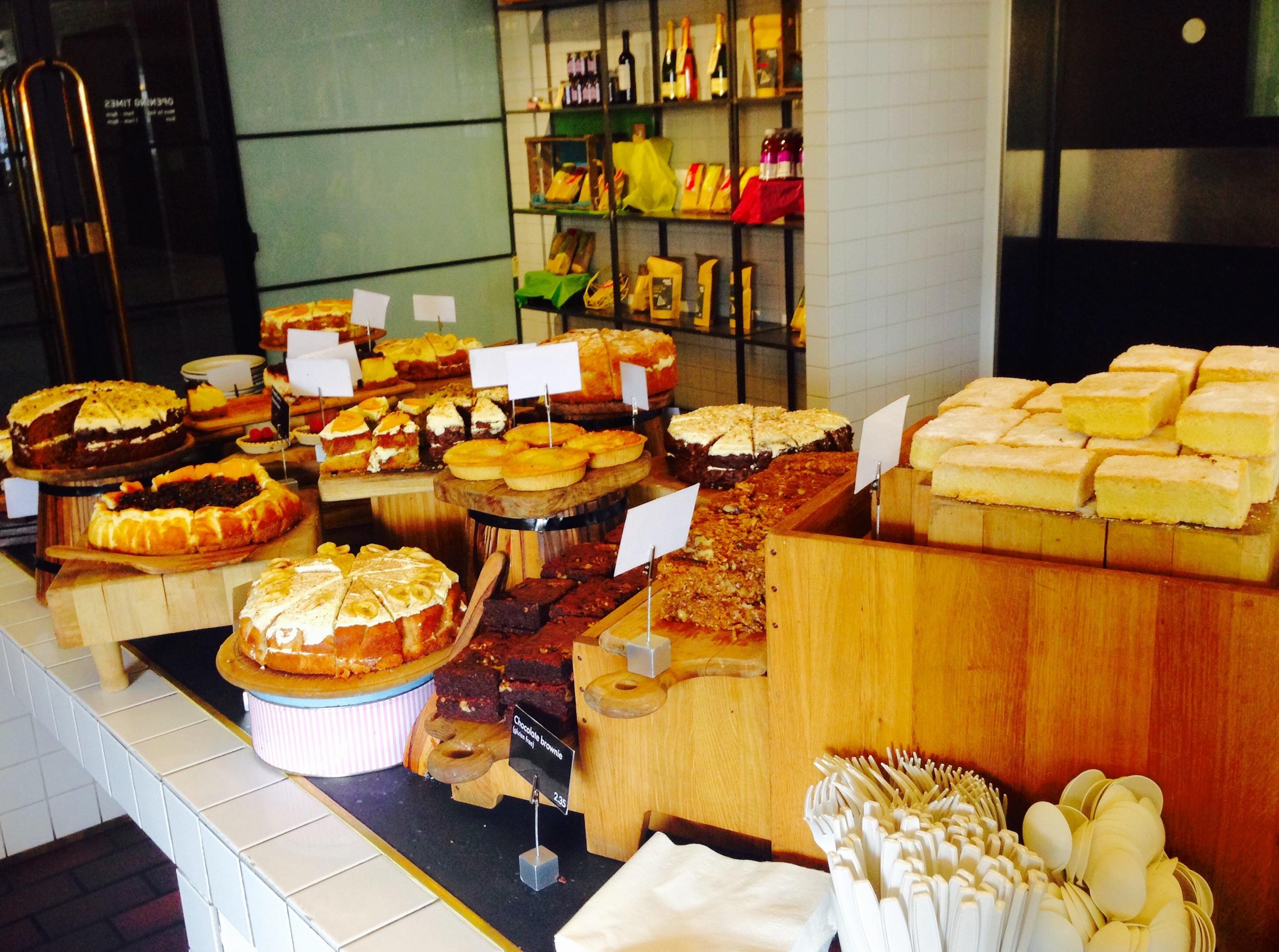 Barbican Kitchen delights