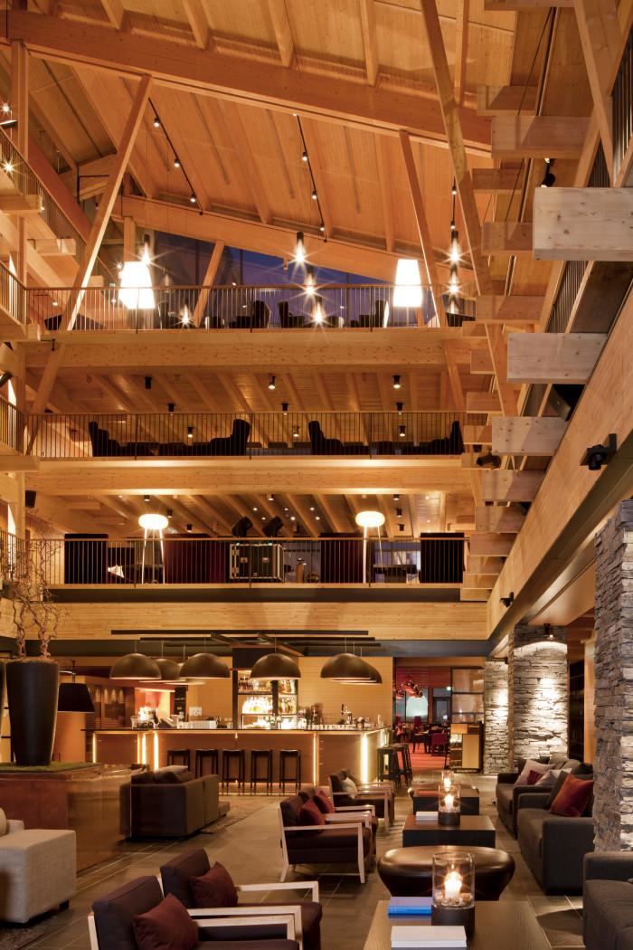 Image courtesy Copperhill Mountain Lodge. Photo: Nic Lehoux
