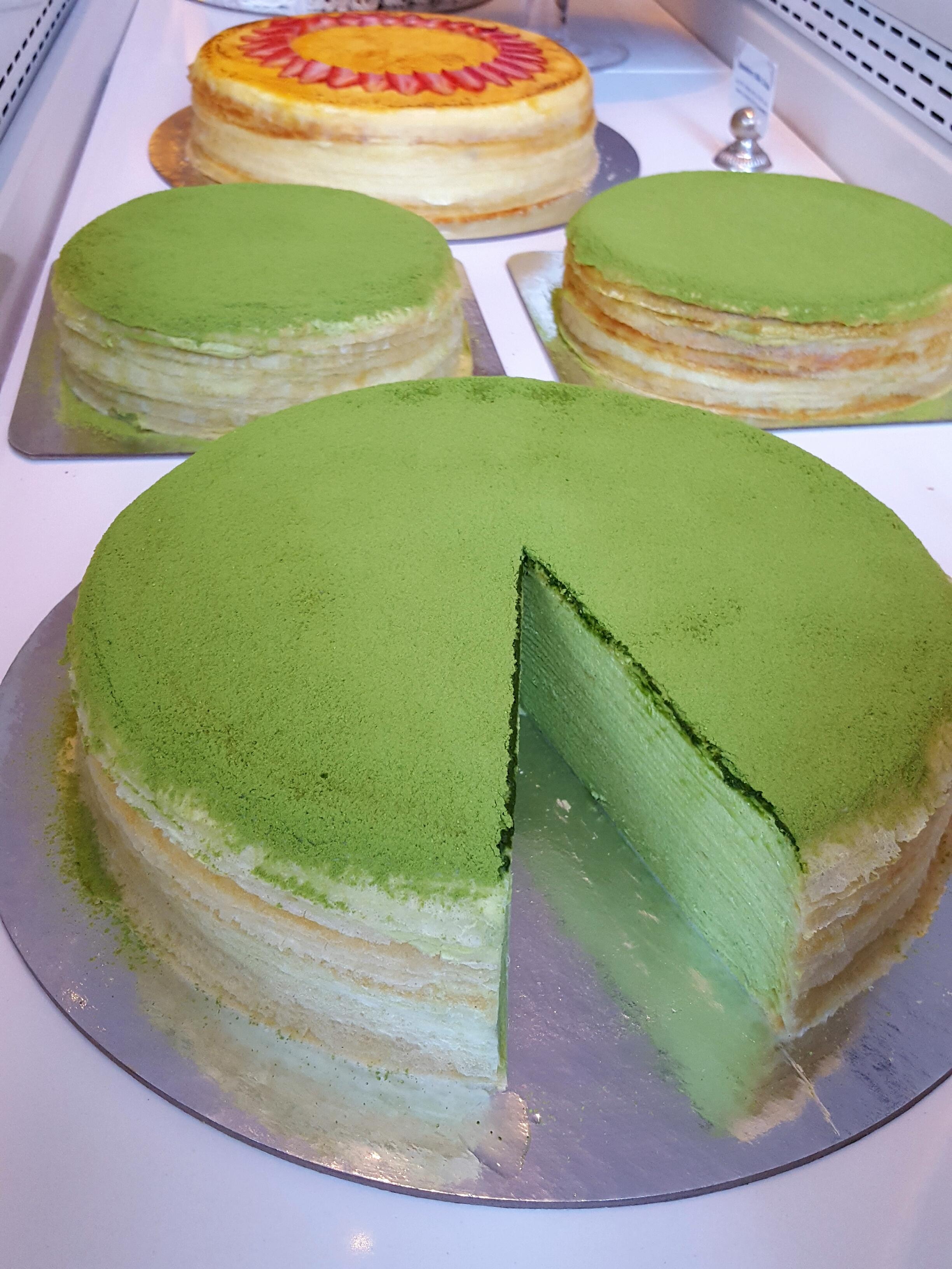 Lady M dessert cakes