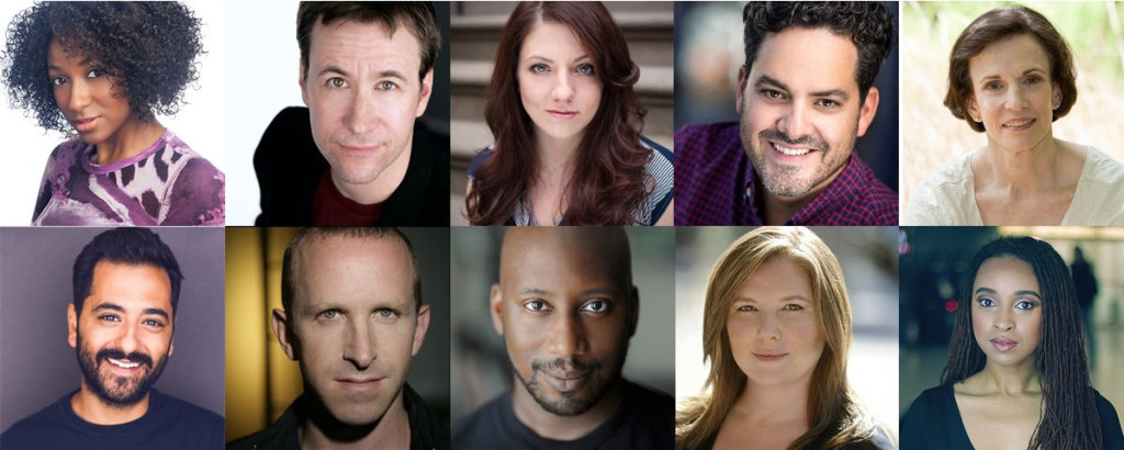 Cast of Universal Robots