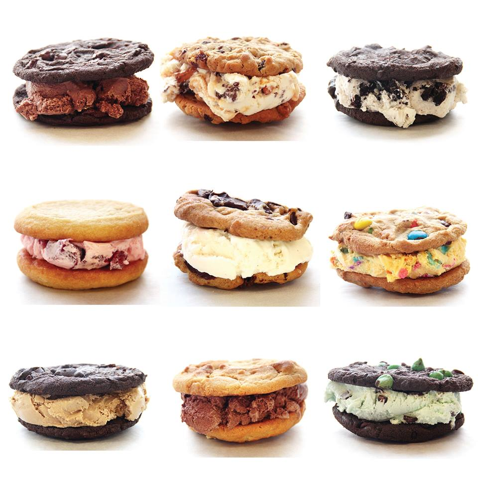 Rogues gallery. Image: Insomnia Cookies