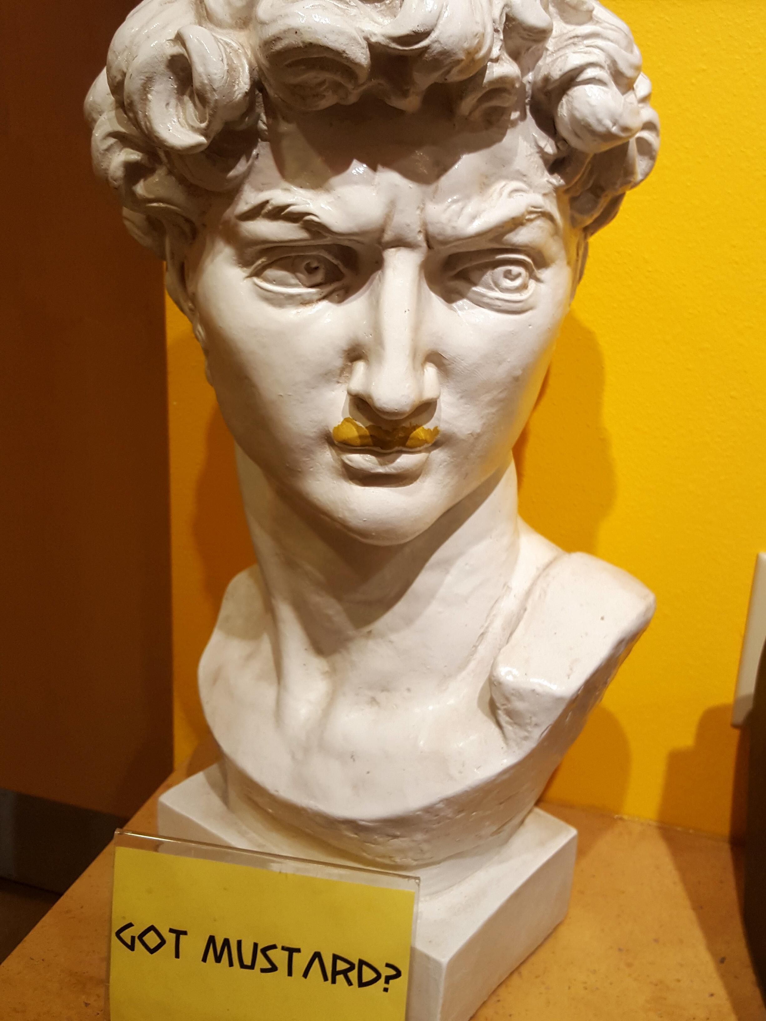 Classical head figure at Mustard Museum.jpg