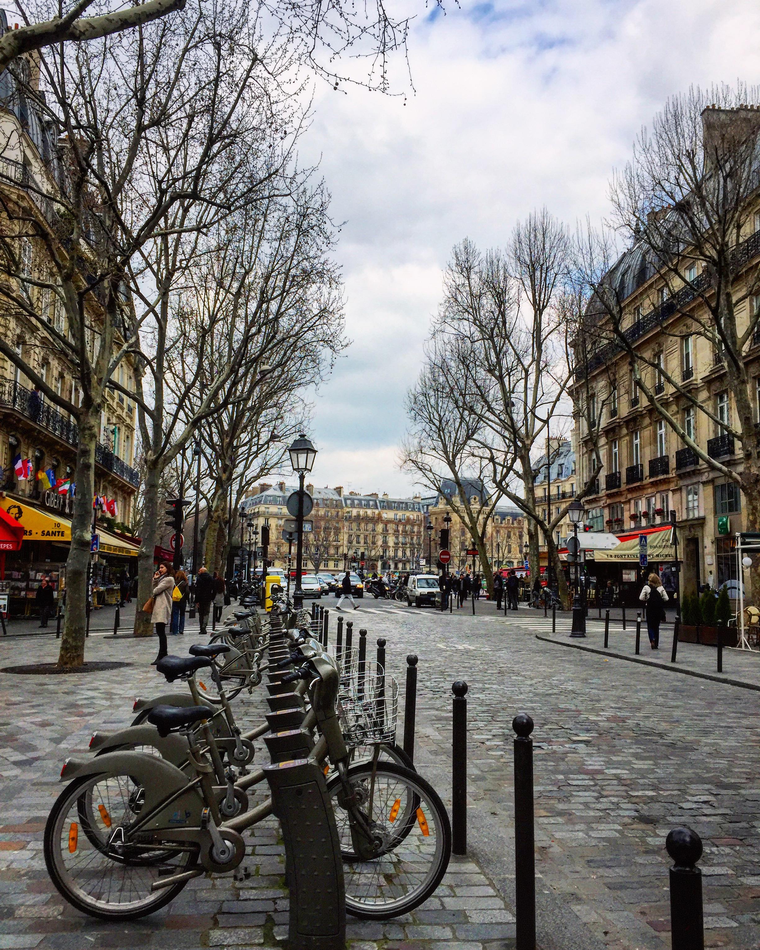 Saint-Germain-des-Prés, Paris, France