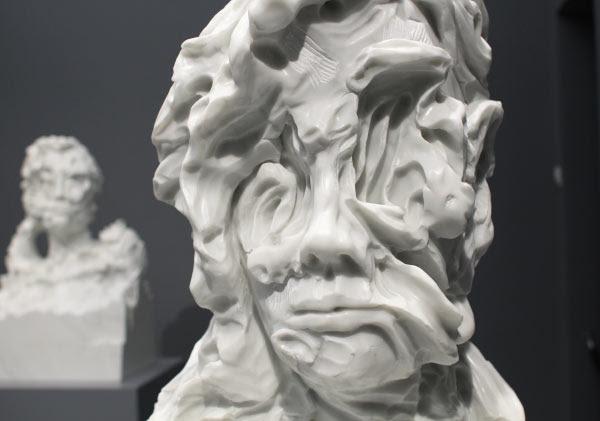 Kevin Francis Gray closeup