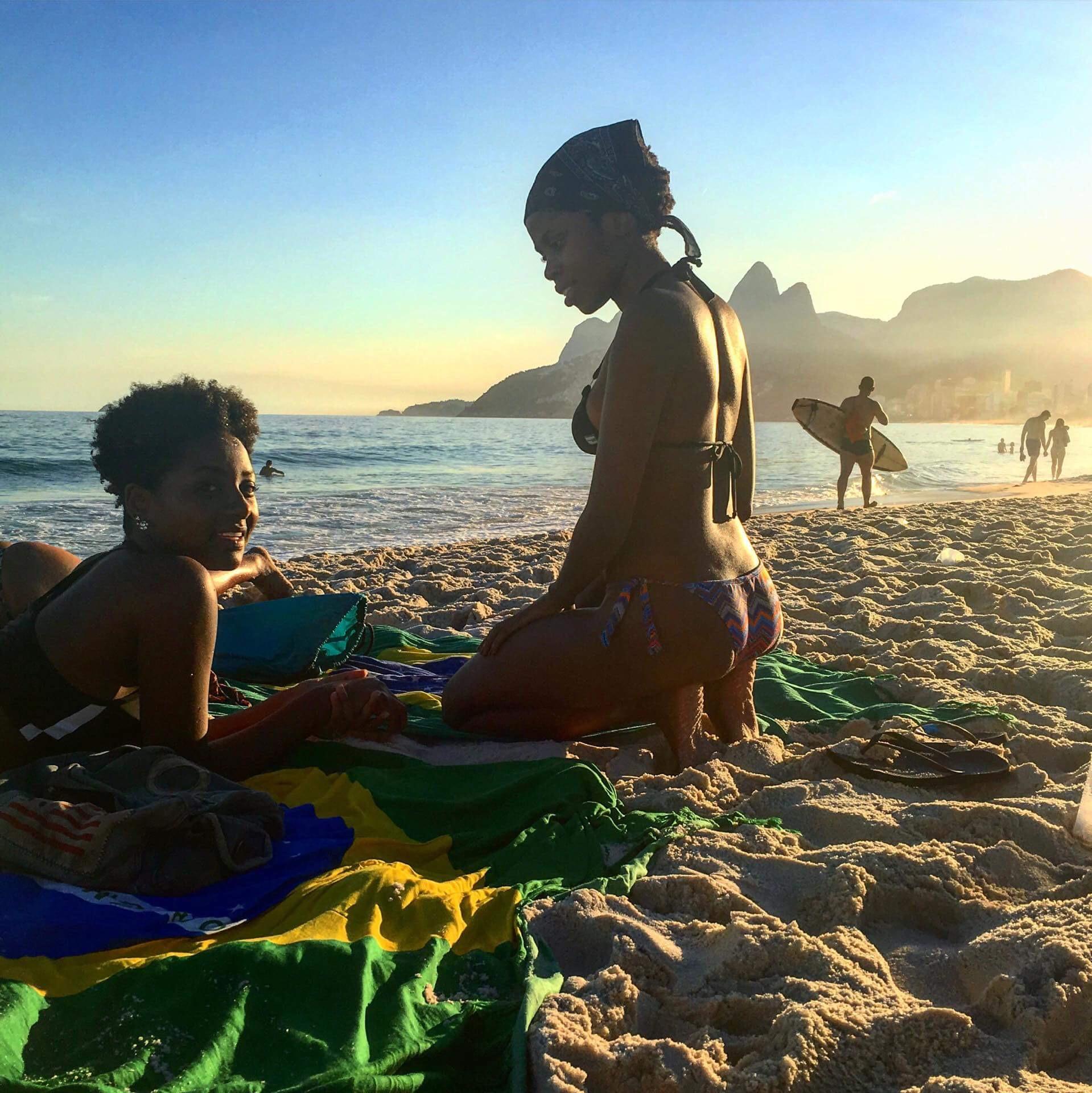 Praia do Arpoador, Rio de Janeiro