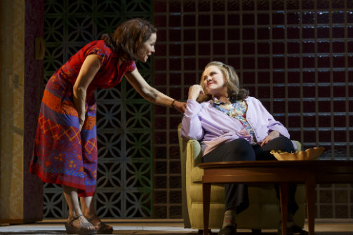 Lili Taylor and Celia Weston in  Marvin's Room . Photo by Joan Marcus.