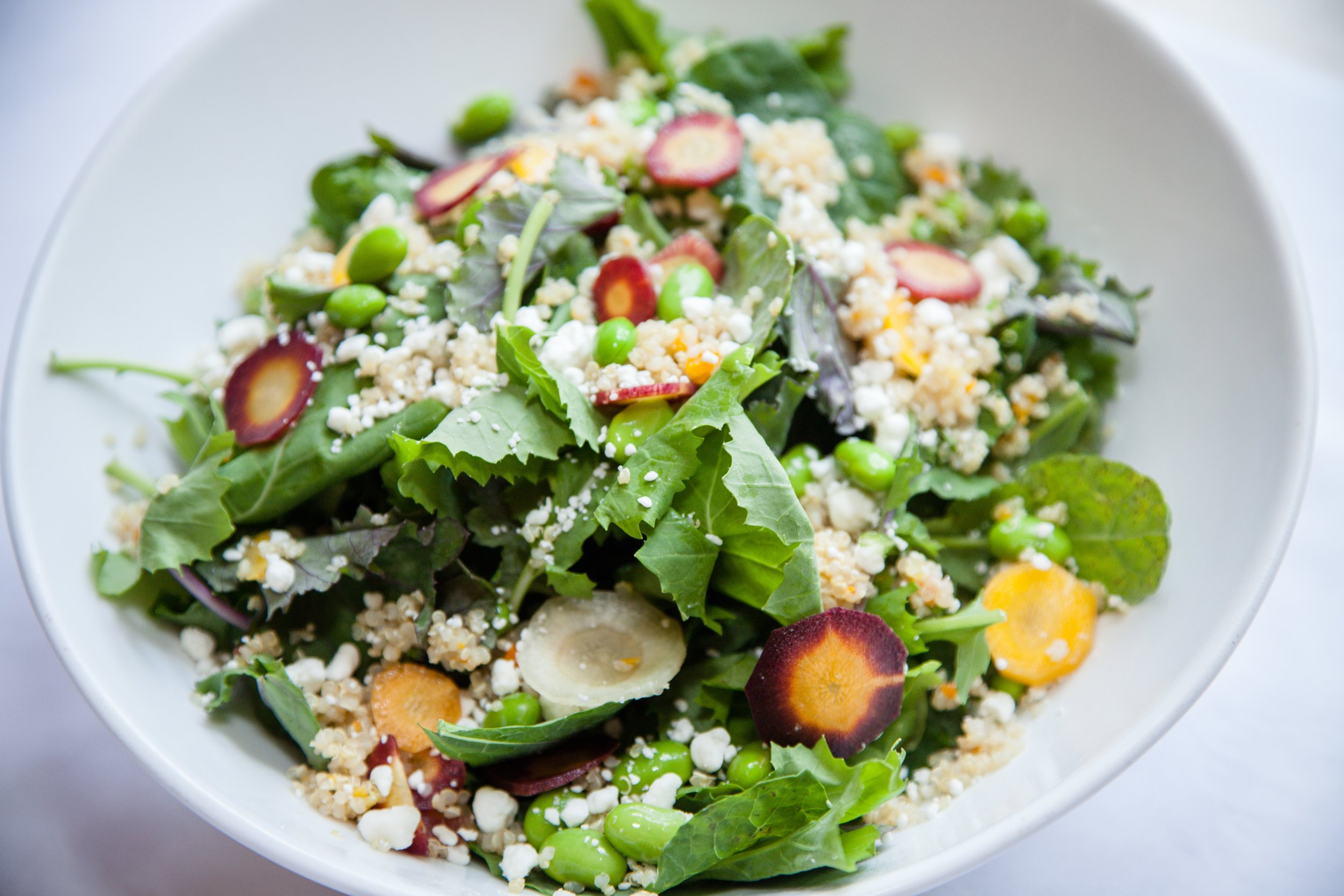 K andQ salad