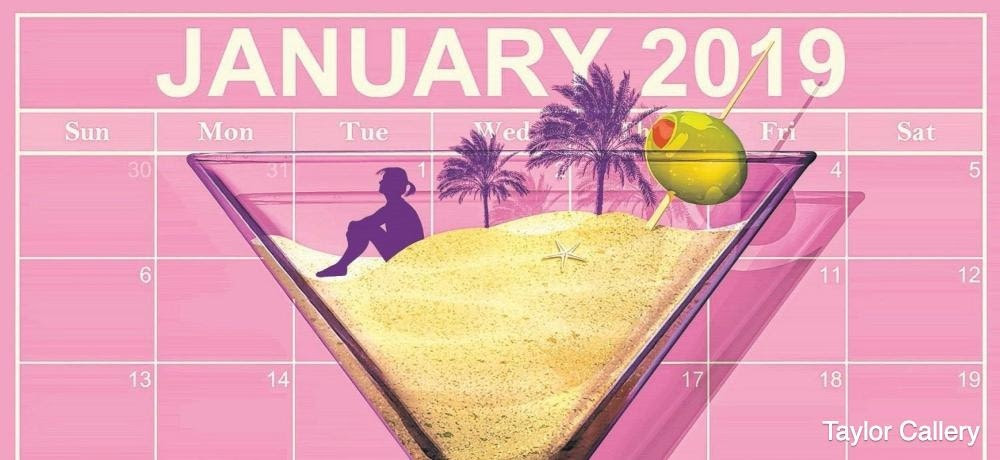 After holiday indulgences, are you doing a 'Dry January'?