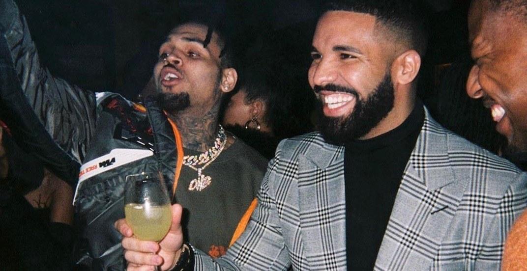 Where Drake drinks.