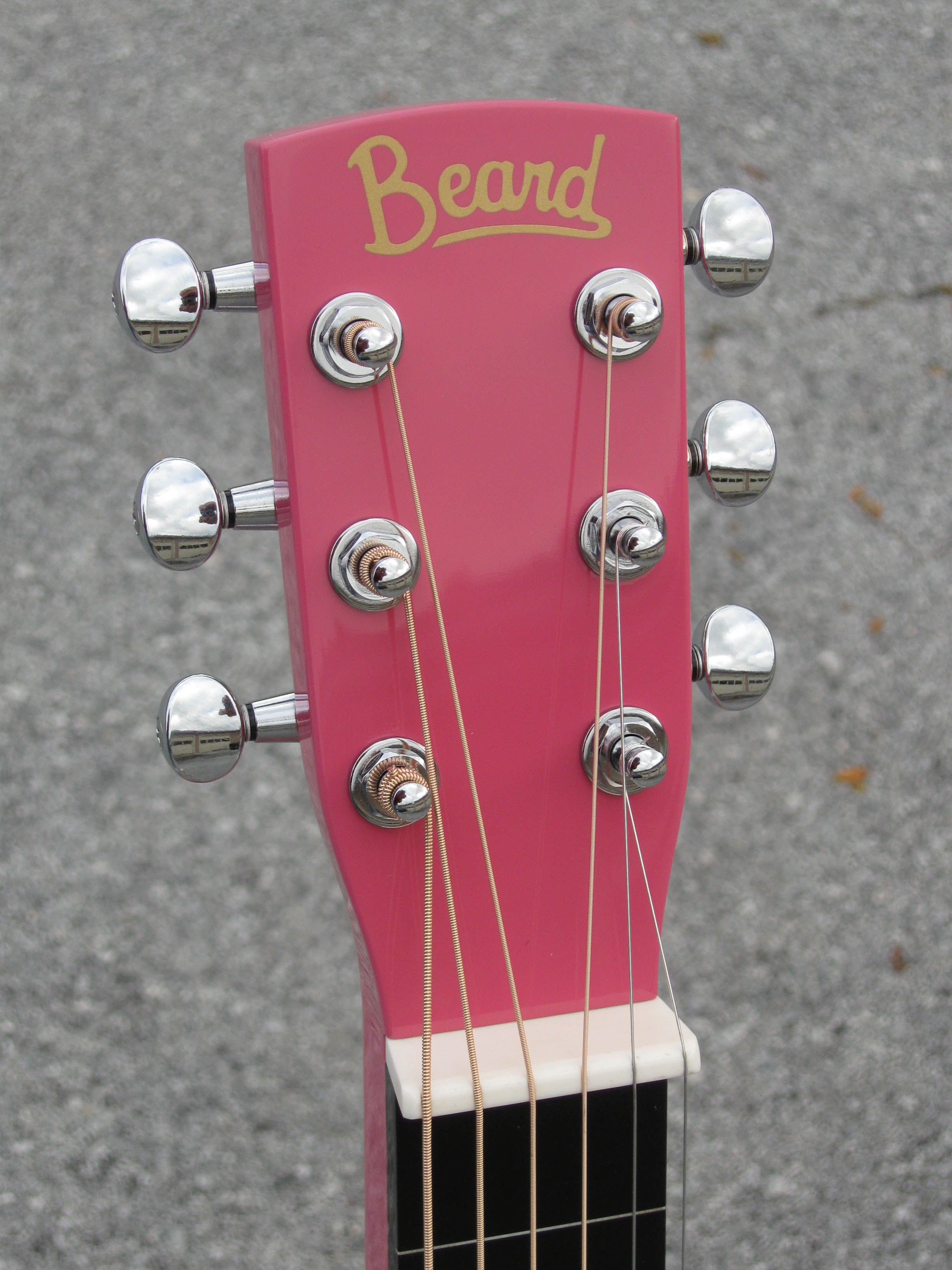Beard E-Minor™-Pink