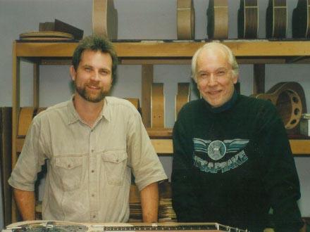 Paul and Mike Auldridge