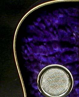 Purple Burst- Quilted Maple
