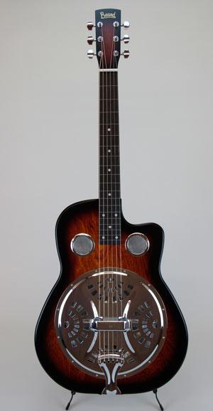 Copper Mountain by Beard Guitars