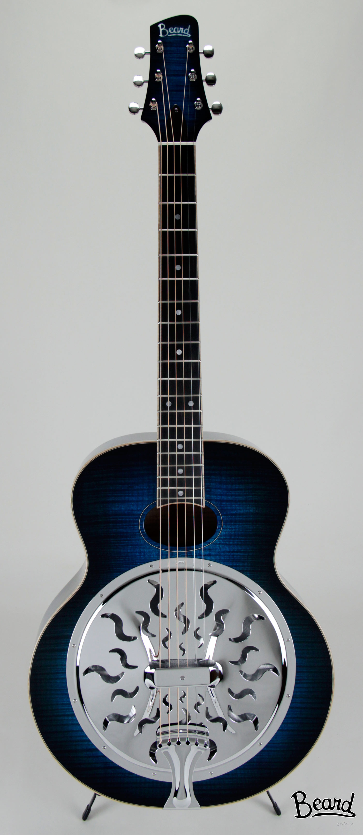 A Model Maple Midnight Blueburst