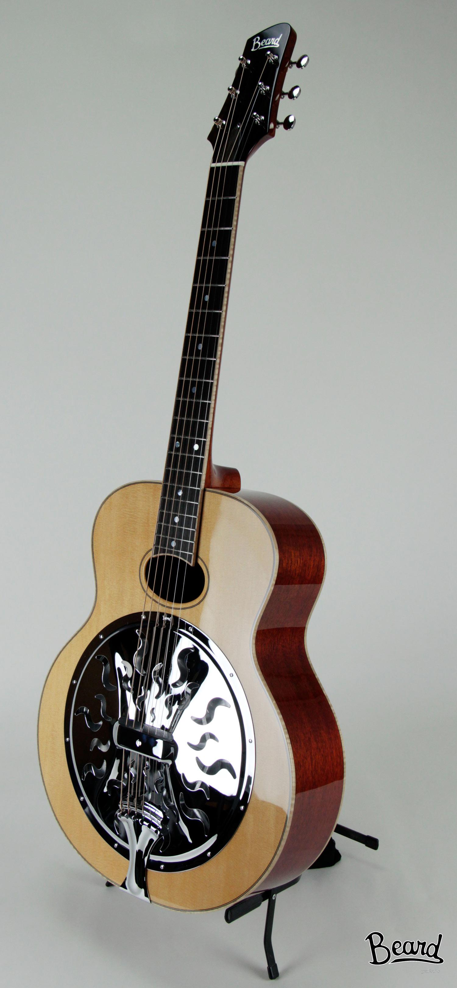 A Model Spruce Mahogany