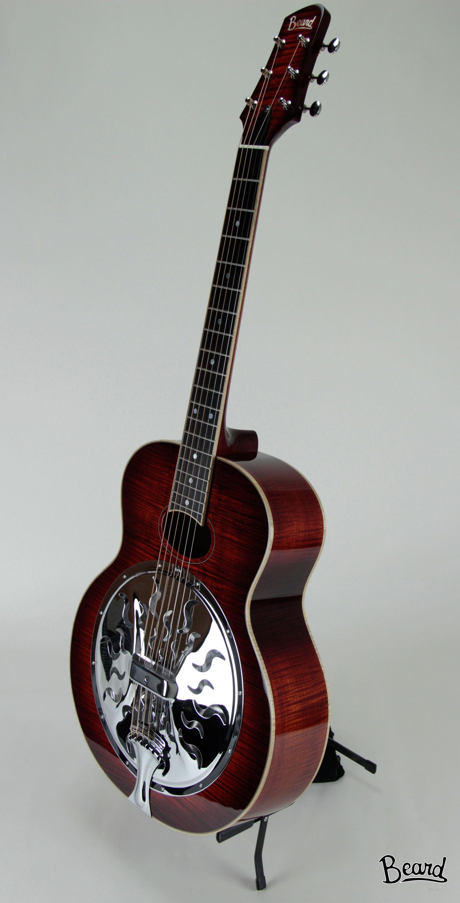 A Model Maple Amberburst