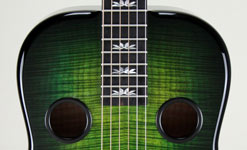 Green Dragon Burst- Maple