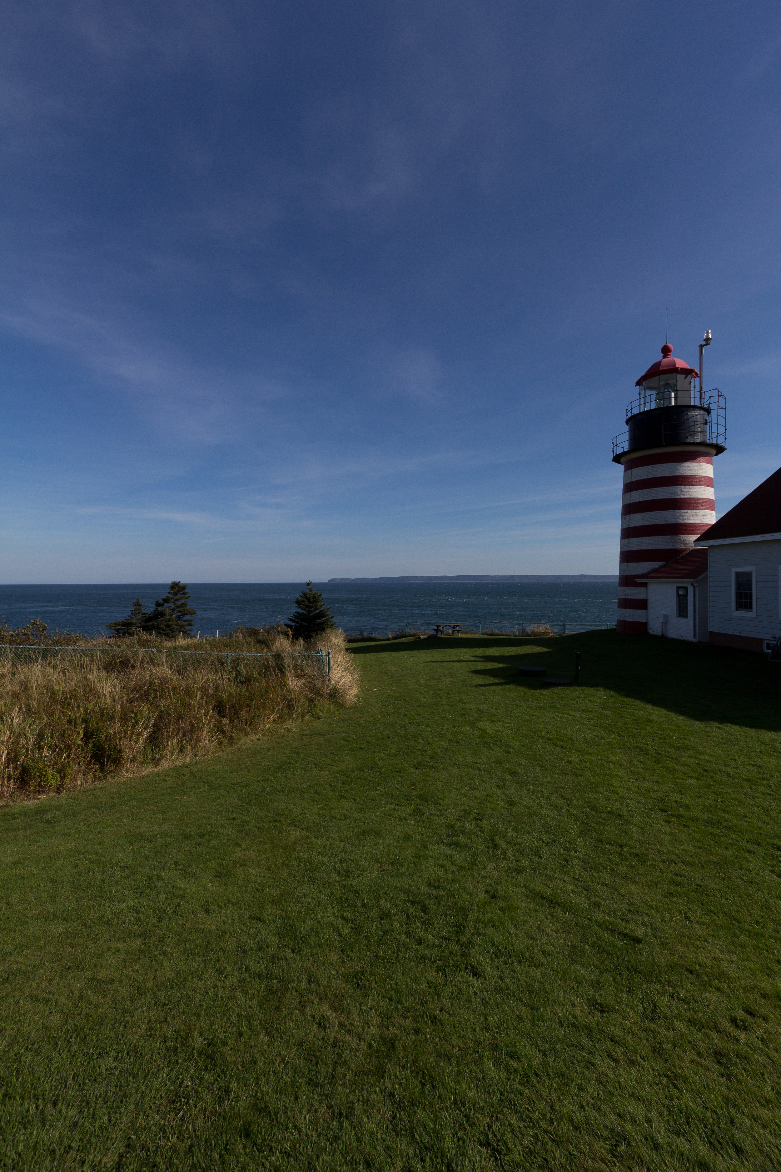 West Quoddy Head Light Station