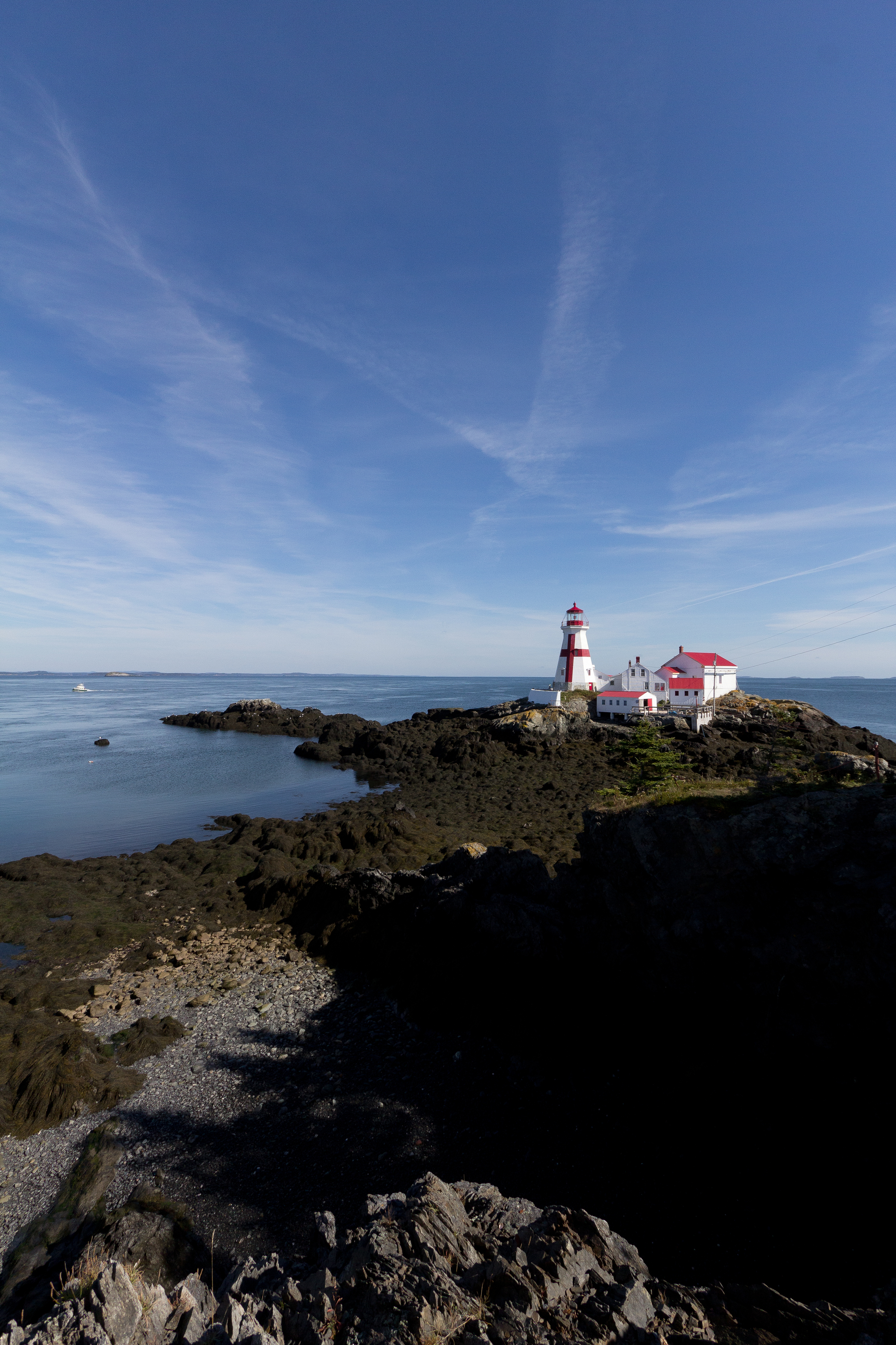 East Quoddy Head Light